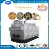 Trade Assurance security customized DZH manual operation biomass wood pellet stove boiler