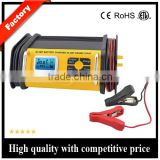 portable universal lead acid 20A 12v car battery charger with 50A engine start                                                                         Quality Choice