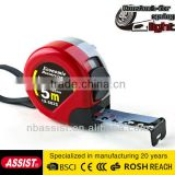 ABS cheap 2m 3m 5m 7.5m 10m leather tape measure