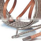 best price flexible bare braided copper wire for sell