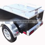 Motorcycle Pull behind Camper Trailer with Kits                                                                         Quality Choice