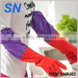 useful and fashion wholesale waterproof household latex gloves                                                                         Quality Choice