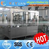 Glass bottle automatic beer filling machine /water treatment production line in high quality