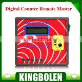 2015 Professinal DIGITAL COUNTER REMOTE MASTER with Fast Shipping digital frequency counter remote duplicator