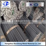 Steel black deformed material screw thread steel rebar/steel bar/hot rolled iron rod for building/bridge concrete construction                                                                         Quality Choice