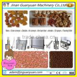 Full automatic floating fish/cat/ dry dog food making machine/pet food process line