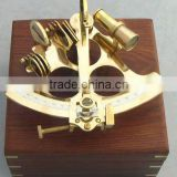 Marine Captain Sextant /Brass Nautical Sextant / brass sextant NS101787