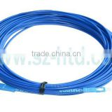 Free sample product to test SC/UPC-SC/UPC SM Simplex 2.0&3.0mm Armored Optical fiber patch cord