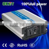 OPIP-1500-1-24 High frequency 100% full power 60Hz 24v 110v solar 1500w dc to ac power inverter
