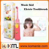 High quality musical kids toothbrush