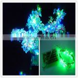 Led new business led ele. gift fashion light LED STRING led mini copper wire waterproof led decorative string lighting
