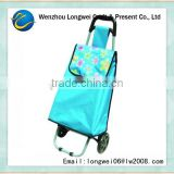 foldable reuseable shopping trolley bag