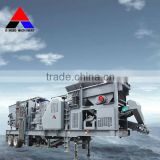 Manufacturer of Mobile Rock Crushing Plant,Mobile Rock Crusher and Portable Crushing Plant