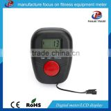 2016 hot sale RoHS certification high quality customized gym equipment digital counter meter