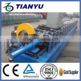 water falling tube machine down pipe roll forming machine rain pipe rolling machinerainspout forming machine