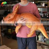 Hot sale custom dinosaur hand puppet