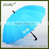 "23""*16K Ribs Straight Rain Umbrella for Sale, Popular Rain Umbrellas"
