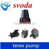 China supplier heavy duty truck terex 3305 3306 3307 tr35 tr45 tr50 tr60 small hydraulic motor pump