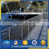 x-tend cable rope mesh for bridge protecting fence /balcony net mesh
