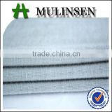 Shaoxing Mulinsen high quality 40s rayon dyed fabric, ring spun viscose jersey fabric knitting