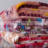China Hebei Cotton Material Flannel Printed Fabric Weight 150g For Making Quilting .blanket