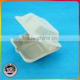 Biodegradable Bagasse Pulp Container
