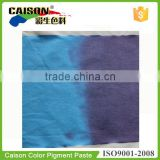 Navy Blue to Blue Thermochromic pigment color paste for textile printing                                                                                                         Supplier's Choice