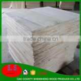 Direct buy China paulownia wood wood joint wood board for ball egg chair