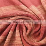 Knit Polyester Acrylic Fabric