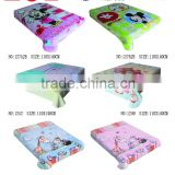 Korea style Hot compressed raschel baby blanket NO.1249/NO.1251/NO.1252/NO.1275JB/NO.1276JB