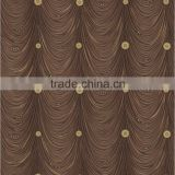 3D wallpaper 2014 new design pvc deep embossed with non-woven backing modern style KC-0201