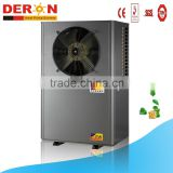 China household gas water heater refrigerant r410a air source heat pump air conditioners with scroll compeland compressor