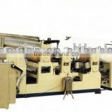 Newest Automatic Trimming Side, Sealing, toilet paper roll slitting and rewinding machine