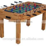 New fashion 2015 classic foosball table glass drinking soccer game table