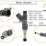 Fuel Injector 23209-79155 For Toyota HILUX/COASTER/4RUNNER
