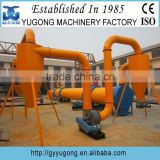 CE certified HC series sawdust drum rotary dryer&rotary dryer equipment&rotary drum dryer for sale with high efficiency