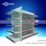 Low Cost High Quality Supermarket Product Display Racks/Stands/Holder/Shelf/Fixture For Foods