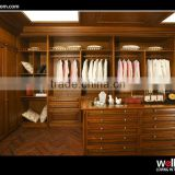 wooden walk-in-closet 2013 hot selling