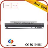 wholesale price!! P2P 3 input in 1 dvr 720P 16CH AHD dvr h264 cms free software