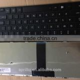 original Laptop keyboard for Toshiba C40-B C40D-B C40T-B keyboard