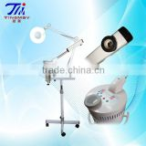 Super-Bright Skin Magnifying LED Lamp/facial Steamer Cosmetic With Magnifying Lamp/magnifier Lamp 5X