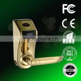 2013 popular hotel door swipe card lock wholesale
