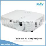 Pico Proyector 2800 lumens Home theater Use LCD HDMI Wide screen Latest projector mobile phone 1080P