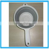 High Quality Plastic Rice Washing Basket ,Fruit Washing Drain Basket ,Vegetable Draining Strainer