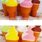 High Quality Top Imitation Artificial KFC Ice Cream Cone Fake Food Model Crafts- Yiwu Sanqi Crafts Factory