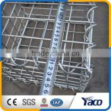 Long use life Heat-dispersing gabion stone cage cost