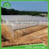 greenhouse manufacturer multi span agriculture greenhouse hoop house polyester film greenhosue CMR5030