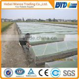 plastic windbreak net/1mm thick plastic sheet/corrugated plastic sheet/HDPE with UV Fiberglass insect proof net