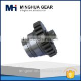 china made customized auto part machining gear motorcycle clutch gear