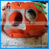 Top quality aluminum gear housing cover with preferential price